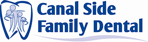 Canal Side Family Dental logo
